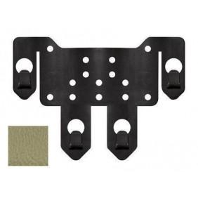 King Arms gearbox II versione 7mm PIENO CAVI POSTERIORI