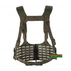 Vega holster 8K18 Black Polymer multi fastening thigh platform