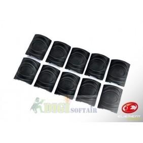DEFCON 5 TACTICAL BASEBALL CAP ODCappello con velcri regolabile, taglia unica