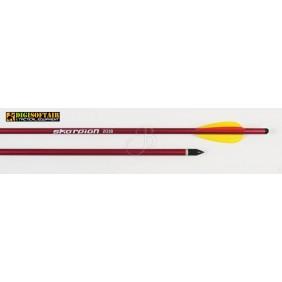 """SKORPION crossbow darts ALU 16"""" 2018 6PZ 53D197"""