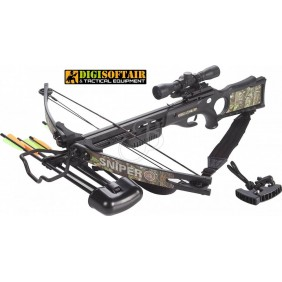 Crossbow XBC150 CM 150 lbs + ACCESSORIES SKORPION 55B802