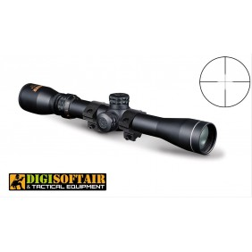 Professional riflescope Konus shot 3-9x40 7235