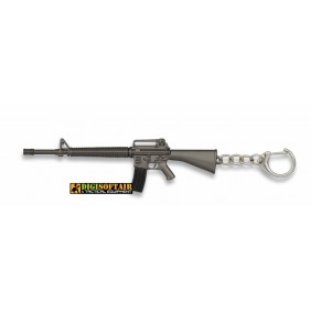 Keychain mini M16