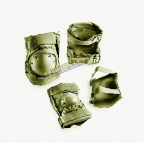 SET kneeling and elbow band openland OLIVE DRAB