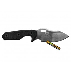 MAMMOTH FIXED BLADE WITHARMOUR