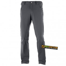 Salomon pant WAYFARER STRAIGHT LT PANT GREY