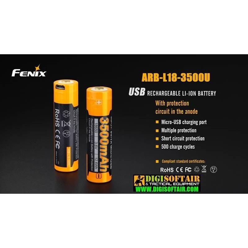 FENIX battery 3500mAh ARB-L18-3500U