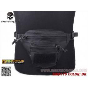 emerson waist Pack black