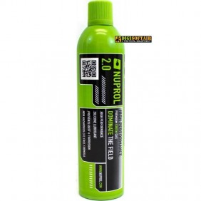 Nuprol 2.0 Green Gas 500ml