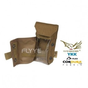 FLYYE GPS pouch Coyote brown