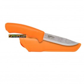 MORA Bushcraft Orange Stainless Steel