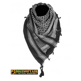 black and white SHEMAGH SCARF Miltec