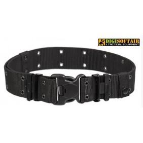 Cinturone nero US LC2 Duraflex miltec