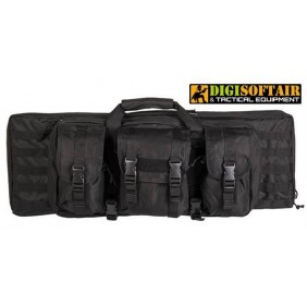 Miltec Black RIFLE CASE MEDIUM