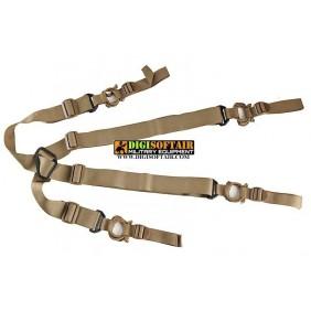 HSGI Speed low drag suspenders