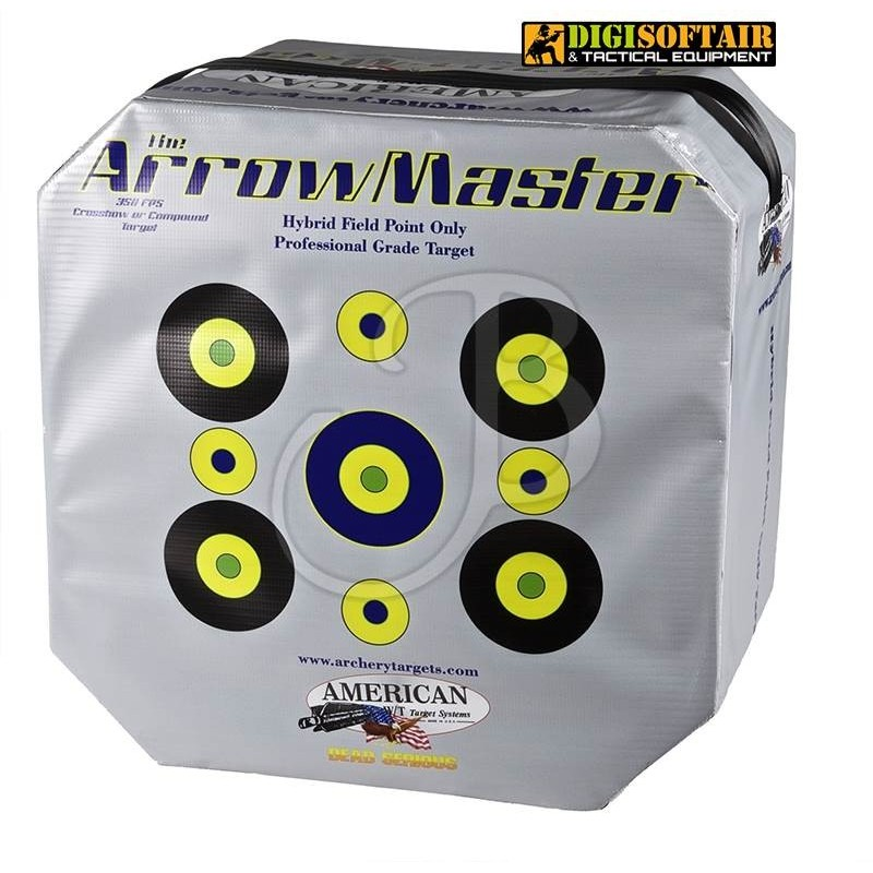 A. TARGETS CUBO ARROWMASTER 48X48X30 CM