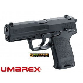 HECKLER & KOCH USP BLACK Umarex offical made VFC