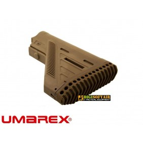 HK 416A5 STOCK TAN Umarex by VFC