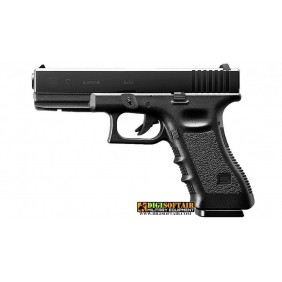 Tokyo Marui Glock G17 a gas blowback pistola a gas scarrellante made in Japan