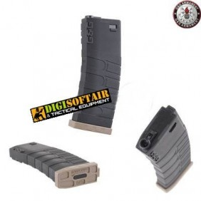 G&G MID CAP MAGAZINE STD black-tan 120BB