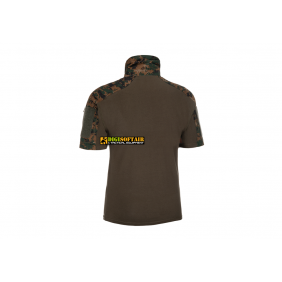 Invader Gear Combat Shirt short sleeve Marpat