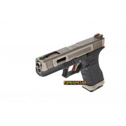 WE modello glock G17 Custom G FORCE
