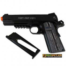 Cybergun Colt 1911 combat unit Co2 Blow back KWC 180564