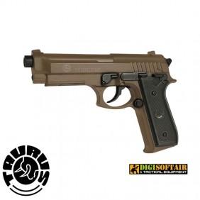 Taurus PT 92 a molla desert Cybergun METAL SLIDE 210117