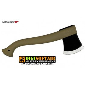 MORA OUTDOOR AXE MILITARY GREEN
