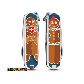 VICTORINOX Classic gingerbread love Limited Edition 2019