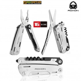 ROXON S801 multi tools STORM 16 Functions