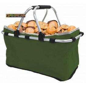 RAM basket for picking chestnut mushroom