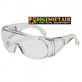 B92 Single lens glasses with modern design and peripheral vision