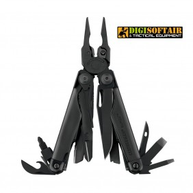 LEATHERMAN SURGE black fodero nylon