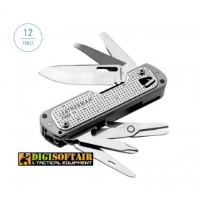 LEATHERMAN FREE T4 multi tool knife