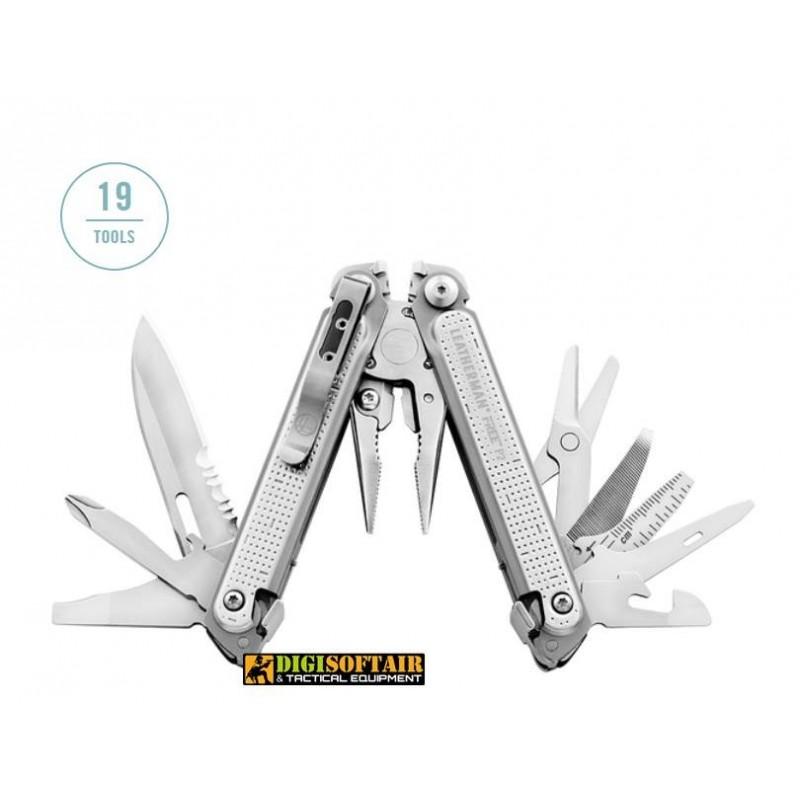 LEATHERMAN FREE P2 multi tool