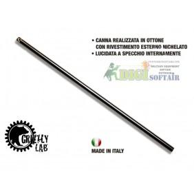 CANNA DI PRECISIONE 6.02 GRIZZLY LAB 410mm  TOP LINE