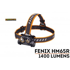Fenix HM65R Rechargeable Headlamp 1400 lumen