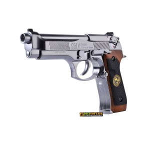 Silver WE 2058GS BioHazard M92 Silver 2058GS