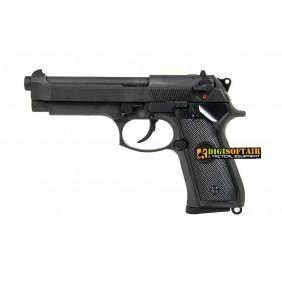 Evolution M9 abs blowback gbb pistol