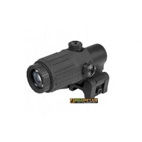 Magnifier 3x30 ET Style - black Aim-O 024267
