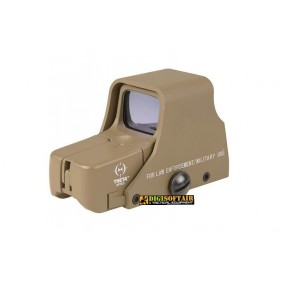 Dot Sight Replica eotech 551 tan