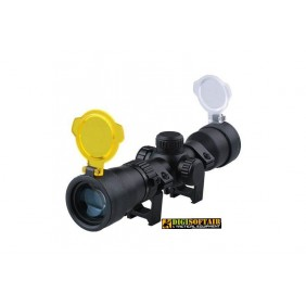 1.5-5x32 Scope theta optics THO-10-018595