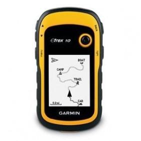 GPS ETREX 10 GARMIN Italian worranty