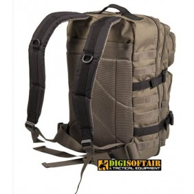 36 liters RANGER GREEN/BLACK BACKPACK US ASSAULT LARGE Miltec