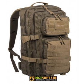 36 liters ranger green / coyote BACKPACK US ASSAULT LARGE Miltec