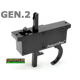 CNC trigger set for L96 rifles MB01,04,05,08,14..., Gen.2