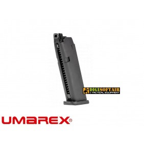 Caricatore per glock G17 5gen Umarex 22bb a gas