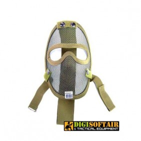maschera viso coyote KR003T...