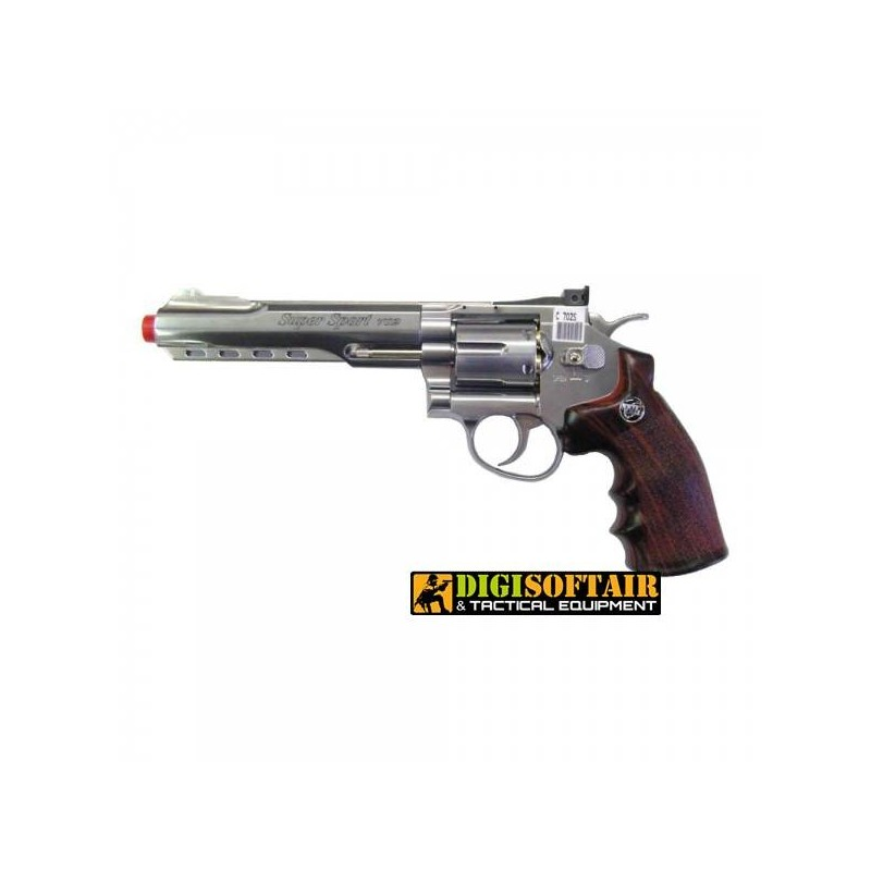 "WG revolver  6"" C 702S Co2"